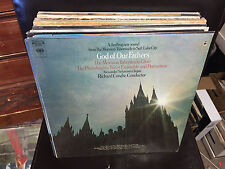 Mormon Tabernacle Choir/Philadelphia Brass God of Our Fathers vinyl LP SEALED
