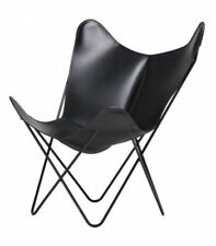 Classic Cover Cowhide Leather BKF Butterfly Chair Cover Only Free Shipping US