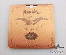 "Set of Aquila New Nylgut Tenor 26"" Ukulele Strings 10U High G"