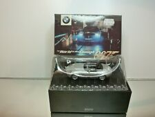 MINICHAMPS BMW Z1 JAMES BOND 007 WORLD IS NOT ENOUGH - 1:43 - EXCELLENT IN BOX