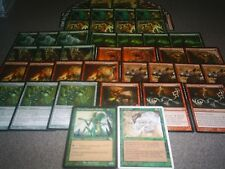 MTG Magic GRUUL PINGER DECK Elves Goblin Shaman Wizards Custom Constructed Lot