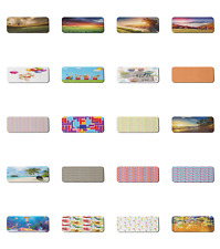"""Ambesonne Pastel Rectangle Non-Slip Mousepad, 31"""" x 12"""" Gaming Size"""