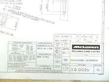 """McLaren F1 Poster of """"Maincase Gearbox"""" Only 2 Left!!!!!!!!!!!!"""