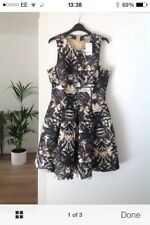 H&m Dress Size 16 New With Tags