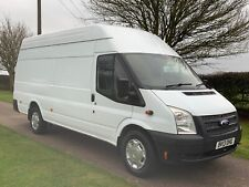 FORD TRANSIT 2013/13 XLWB JUMBO HIGH ROOF 125BHP T350 2.2 PLUS VAT 125K