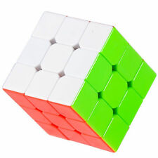 Magic Cube Turns Quicker Colorful Professional Speed Rubik's 3X3X3 Puzzle Toy