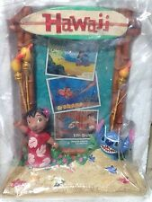 Hawaii Exclusive Disney Store Lilo & Stitch Hawaii Picture Frame Aloha 4x6 photo
