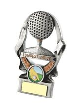 13cm Golf Trophy for LONGEST DRIVE or NEAREST THE PIN FREE ENGRAVING