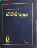 Anatomy of Domestic Animals Systemic & Regional Approach 7th Edition