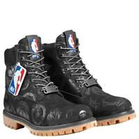 "TIMBERLAND 6"" Mens Premium Black NBA East Vs West TB0A24BA-001"