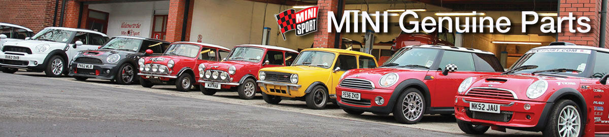 Mini Genuine Parts by Mini Sport