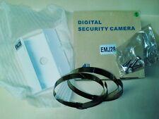 EMJ28 - Support de mat pour caméra de vidéosurveillance