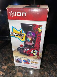 ION iCade Arcade Video Game Bluetooth Cabinet for iPad Tablet