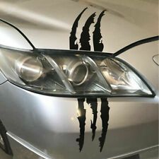 Black Scratch Stripe DIY Headlight Car Truck SUV Body/Trunk Vinyl Decal Sticker