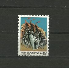 San Marino 1975 30th anniversary of the escape of one hundred thousand MNH