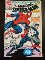 The AMAZING SPIDER-MAN #358 (1992 MARVEL Comics) ~ FN/VF Book (bgp)