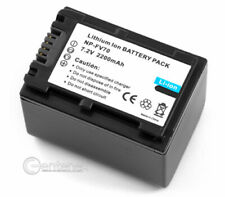 Battery for Sony NP-FV70 NP-FV50 NP-FV30 NP-FV40 Handycam HDR-SR11 DCR-DVD650