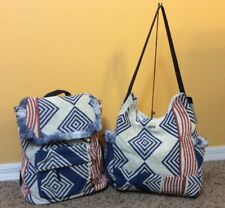Roxy Ladies Backpack & Purse Set Feeling Latino/first Blooms