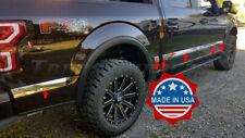 "2015-2019 Ford F-150 Crew Cab 5.5' Short Bed Body Side Molding Trim-2 5/8"" ABL"