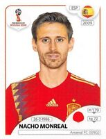 stickers Panini coupe du monde Russie 2018 - N° 137