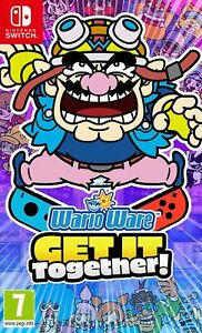 WarioWare: Get it Together! (Switch) In Stock Now Brand New & Sealed  Free UKP&P