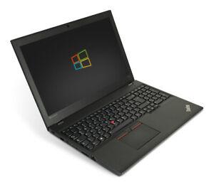 15,6Zoll FullHD Lenovo ThinkPad T550 Core i7-5600U 2x2,6GHz 8GB 256GB SSD W10P64