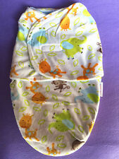Fleece Jungle Nursery Bedding