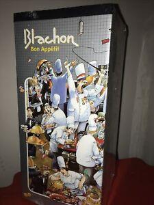 "NEW Heye Blachon Triangular 2000 piece Jigsaw ""Bon Appetit"" - Sealed"