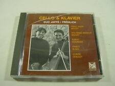 CELLO & KLAVIER - DUO JAFFÉ / FRÖHLICH - F.X. Mozart, W.A. Mozart, R. Schumann.