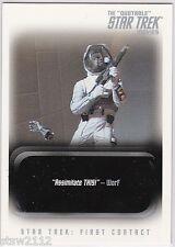 Star Trek Movies Quotable P1 General Distribution Promo Card