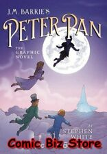 J M BARRIES PETER PAN GRAPHIC NOVEL (2016) 1ST PRINTING