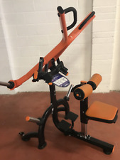 Brand new shokk plate loaded lateral pull down machine - fully boxed -