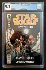 Star Wars Dawn of The Jedi #0 1st Print CGC 9.2 Dk Horse 2012 1st Je'daii Order!