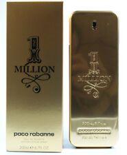 Paco Rabanne One Million EDT 200 ml Eau de Toilette Spray 1 Million Duft NEU OVP