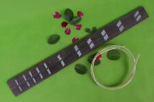 Rosewood Electric Guitar Fretboard 24fret 24.75inch Guitar Luthier Supply #86