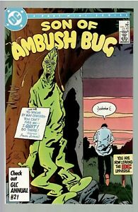 Son of Ambush Bug #6 1986 VF+ (DC)
