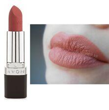 """Rouge à lèvres mat brun nude """"AU NATURALE """" AVON - longue tenue, ne déssèche pas"""