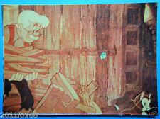 lampo figurines picture cards album figurine walt disney story 122 pinocchio abc