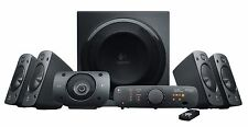 Logitech Z906 Stereo Speakers 3D - 5.1 Dolby Surround Sound 500-Watt EU SHIPPING