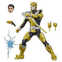Power Rangers Lightning Collection Beast Morphers Gold Ranger Figure