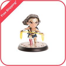 DC Comics Justice League Movie Wonder Woman Q-Fig Statue FIgure by QMx DCC-0604