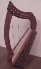 Petite Harpe Celtique 8 Cordes