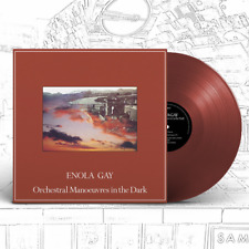 "ORCHESTRAL MANOEUVRES IN THE DARK Enola Gay Remixes 12""Coloured Limited NUOVO.cp"