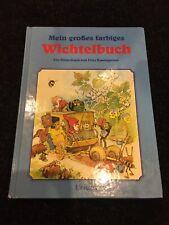 Fritz Baumgarten - Mein großes farbiges Wichtelbuch