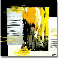 "Wandbild Gemälde ""Abstrakt "" Unikat Nr. 706"