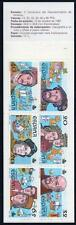 SPAIN MNH 1987 SG2932-37  500th Anniversary of the Discovery of America Booklet