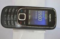 Nokia Classic 2323 - Black (Unlocked) Mobile Phone