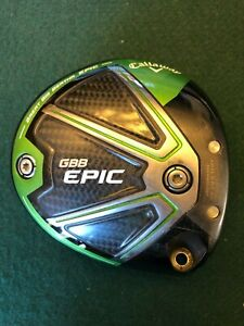 Callaway GBB Epic Sub Zero 10.5* Driver Head Only