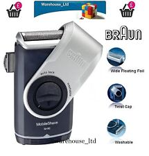 Braun MobileShave M-90 Portable Shaver M-90