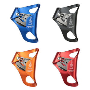 Rock Tree Climbing Abdominal Chest Ascender for Vertical Rope Climbing Equipment